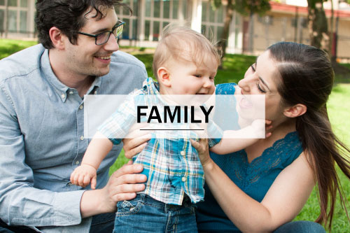 Family Portraits by Kristin Serna