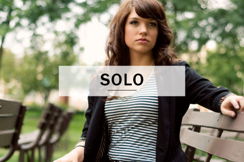 Solo Portraits by Kristin Serna