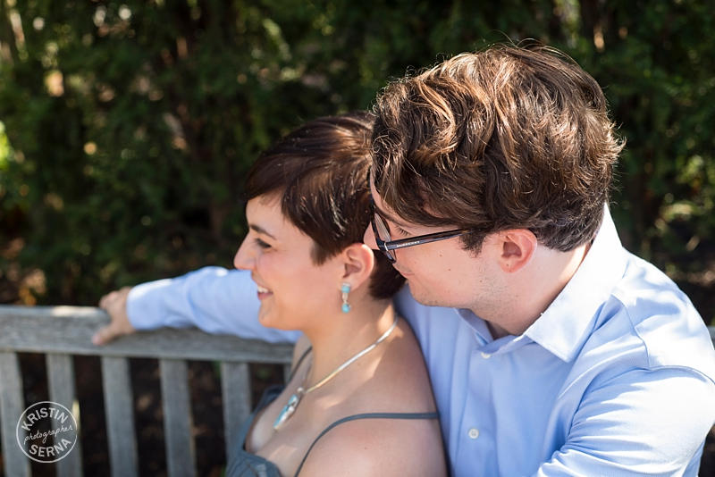 Outdoor Couple Portrait