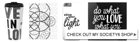 Check out my Society 6 shop