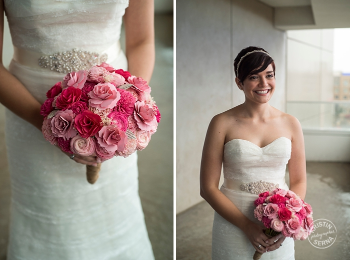 Bridal Portraits by Kristin Serna, Photographer.