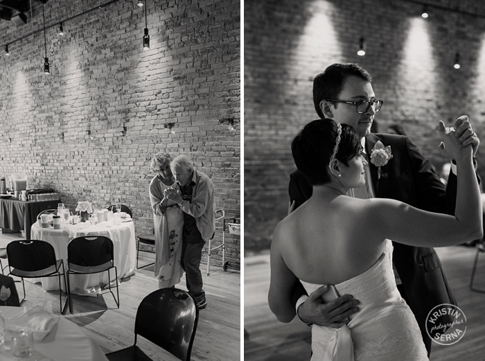 Old and New Couples Dancing. Photography by Kristin Serna.