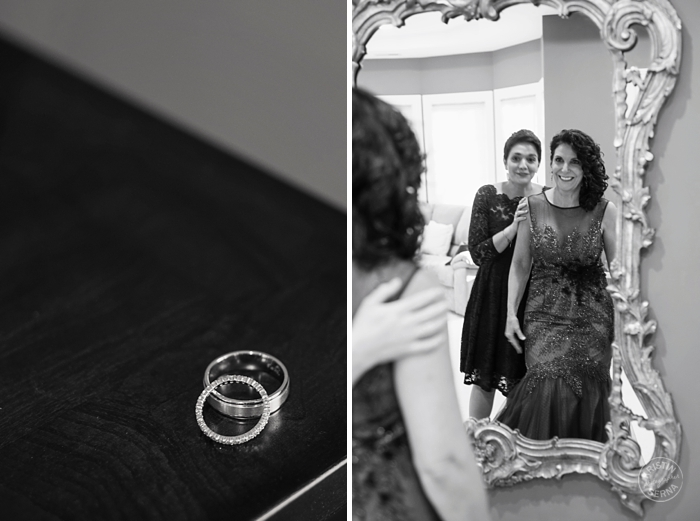 Intimate Wedding Photography - Getting Ready Photos