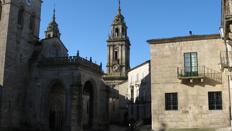 Lugo, Spain. Because I love Spain, that's why.