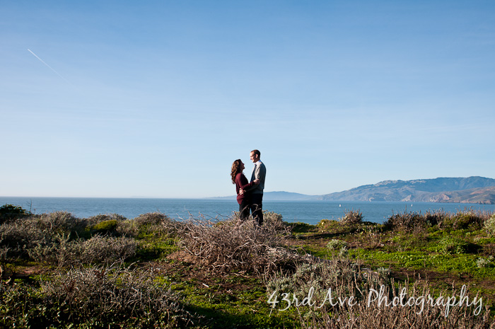 San Francisco Engagment Photographer