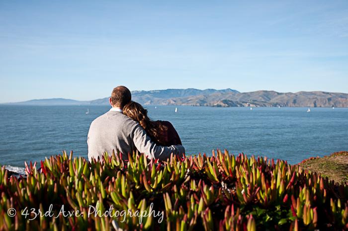San Francisco Engagment Photographer