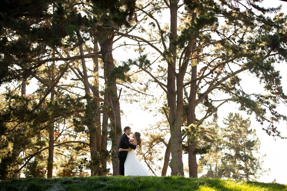 Palo Alto Hills Golf and Country Club wedding