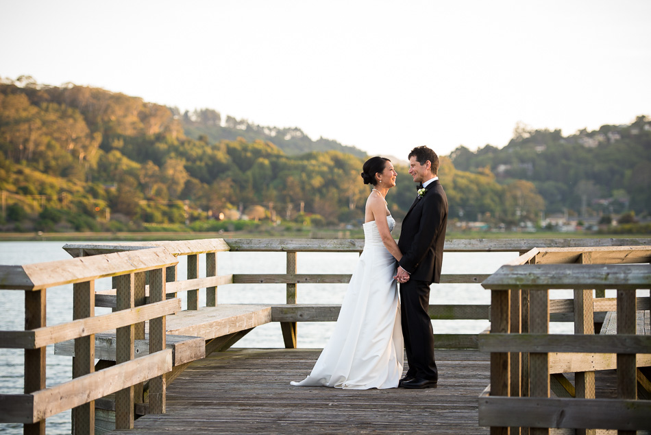 Aqua Hotel Mill Valley wedding
