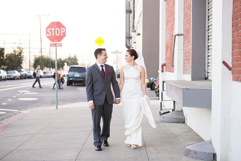 Dogpatch WineWorks wedding