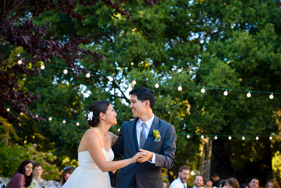Los Altos Histroy Museum wedding