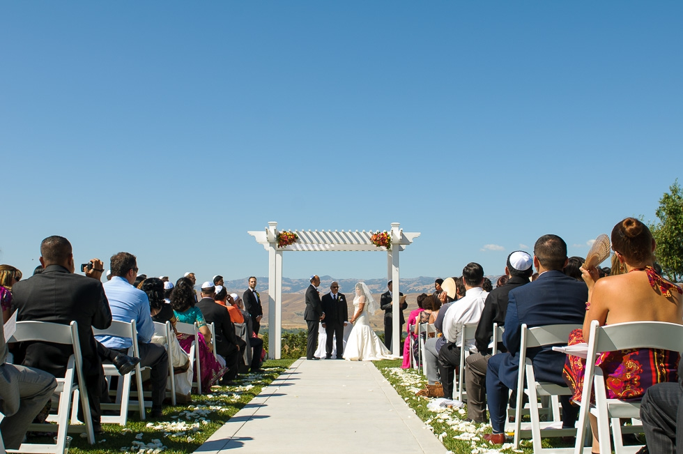 Morgan Hill wedding