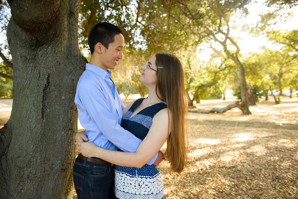 Standford engagment session