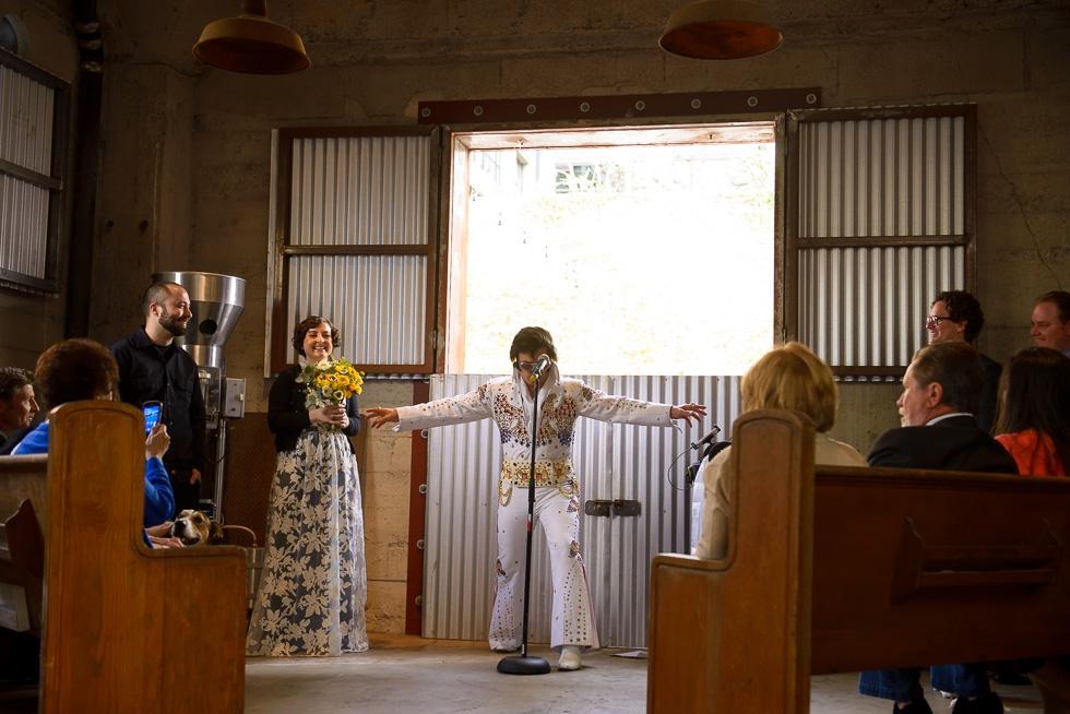 Cerruti Cellars wedding