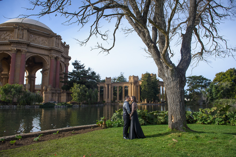 Palace of Fine Arts Photography