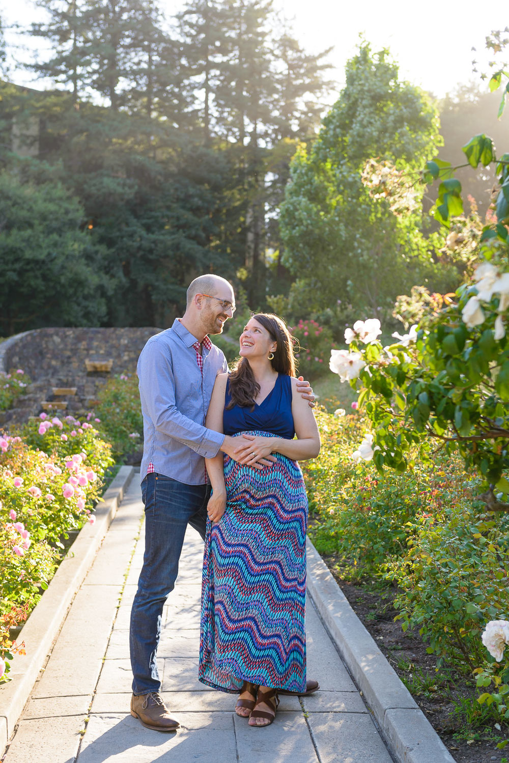Oakland maternity photography