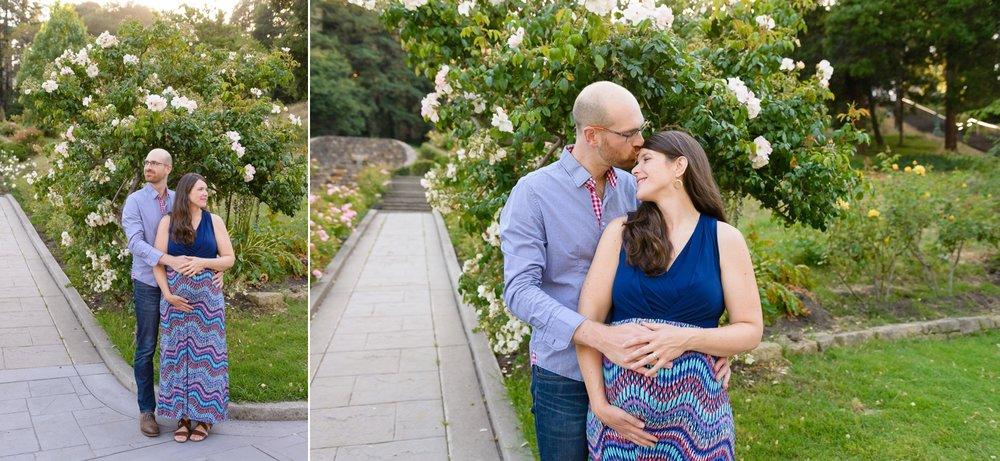 Morcom Rose Garden maternity