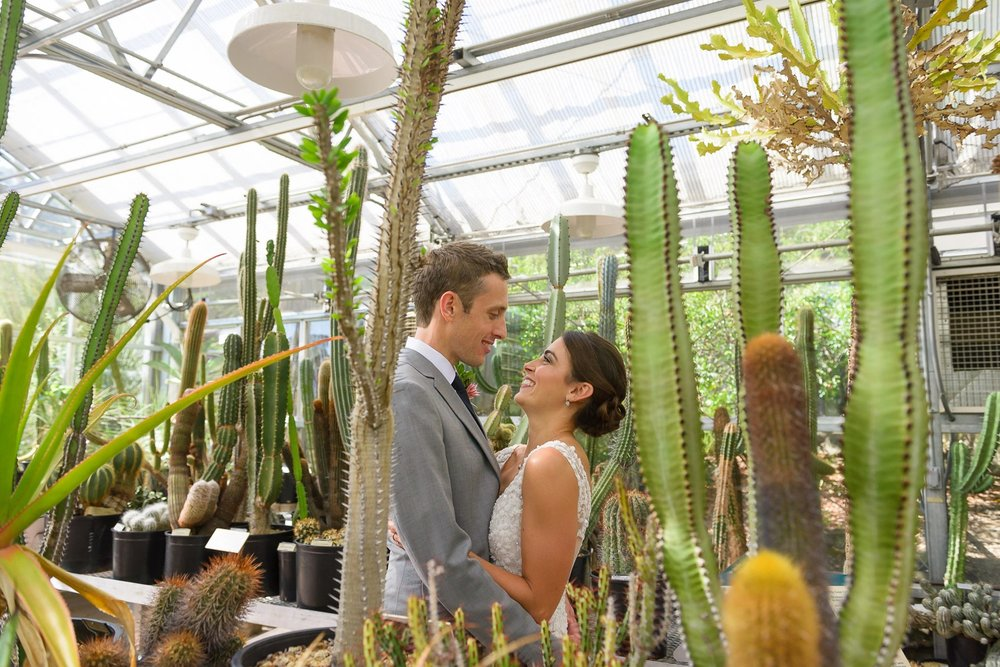 UC Berkeley Botanical Gardens wedding