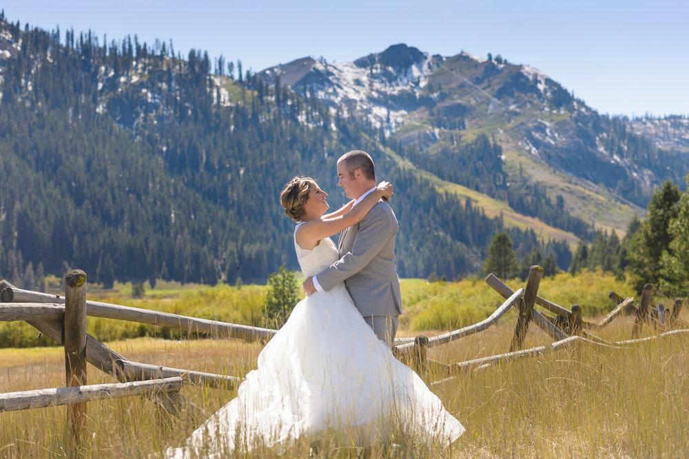 Squaw Valley wedding