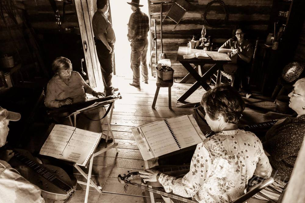 Blue Ridge Dulcimer Players