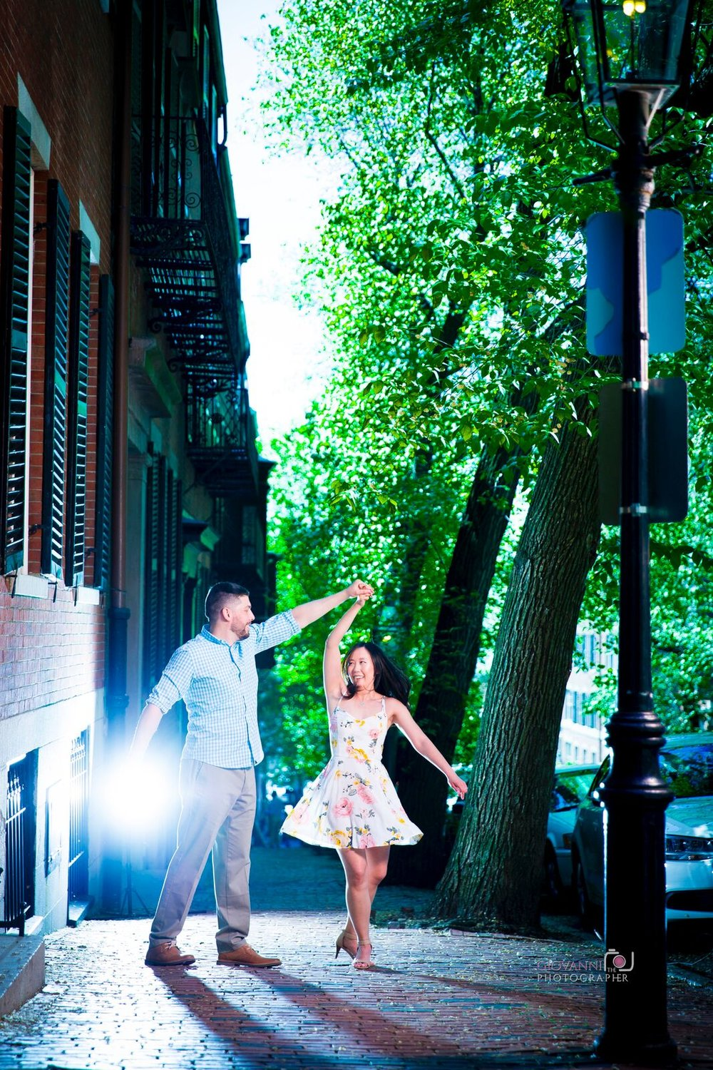 314A4308+Giovanni+The+Photographer+Top+Wedding+Photography+Boston+Engagement+Session+Acorn+Street+Boston+Ma.jpg
