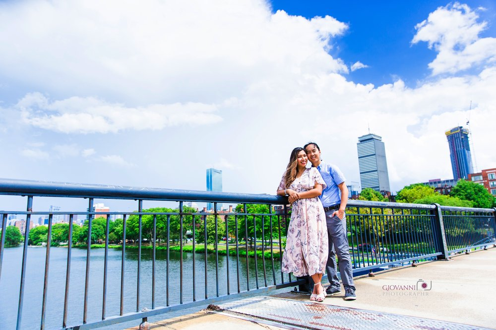 314A4572 Giovanni The Photographer Boston Engagement Session Mass Ave Street Photography Diana and Felix WM100.jpg