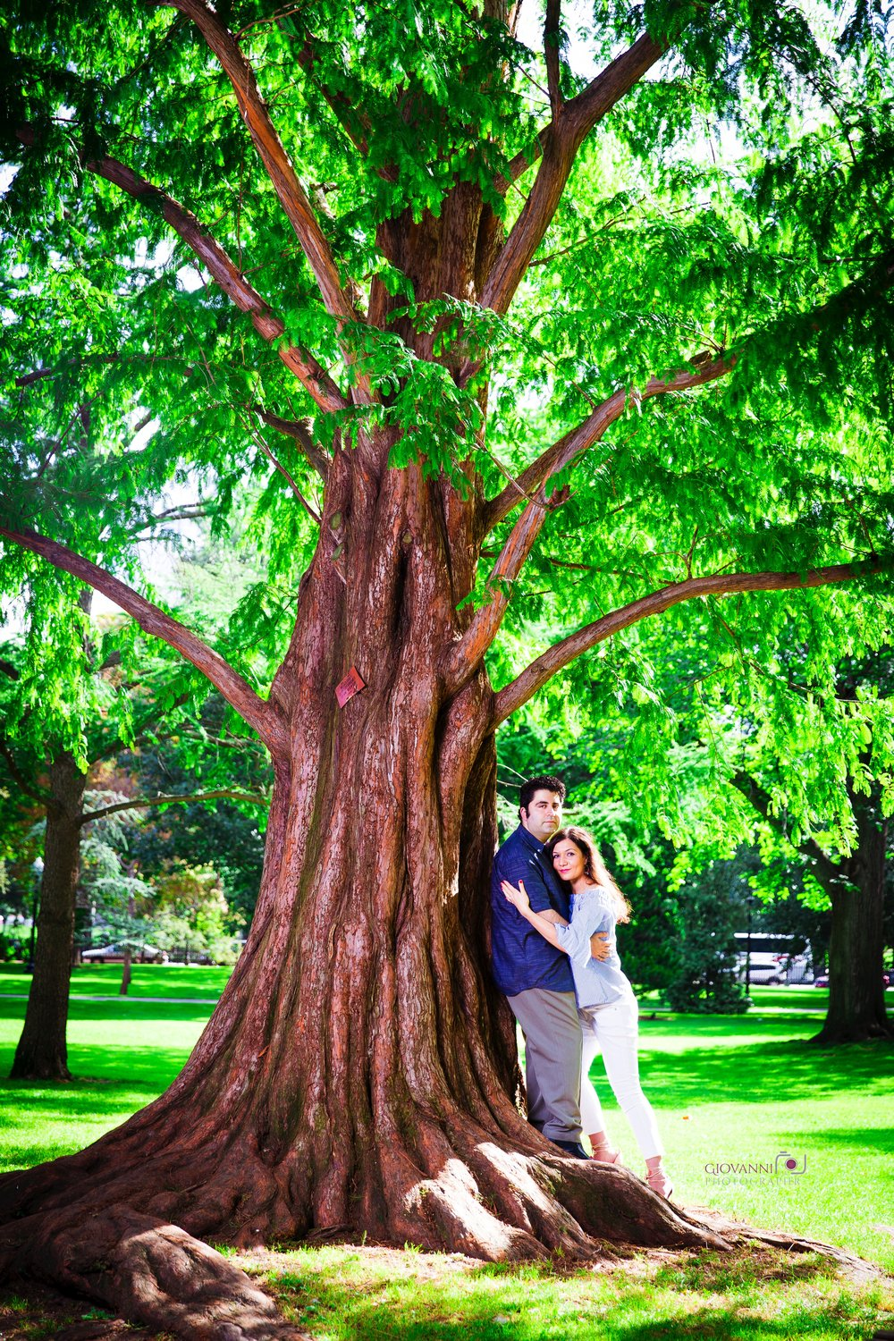 8C2A8633 Giovanni The Photographer Best Boston Engagement Photography Public Gardens - Commons WM100.jpg