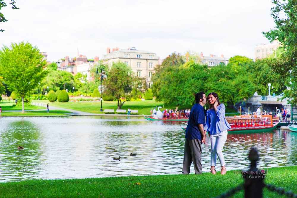 8C2A8670 Giovanni The Photographer Best Boston Engagement Photography Public Gardens - Commons WM100.jpg