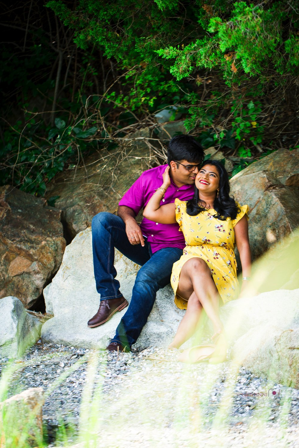 314A3789 Giovanni The Photographer Boston Engagement Session Webb Memorial State Park Shirin and Sammit WM100.jpg