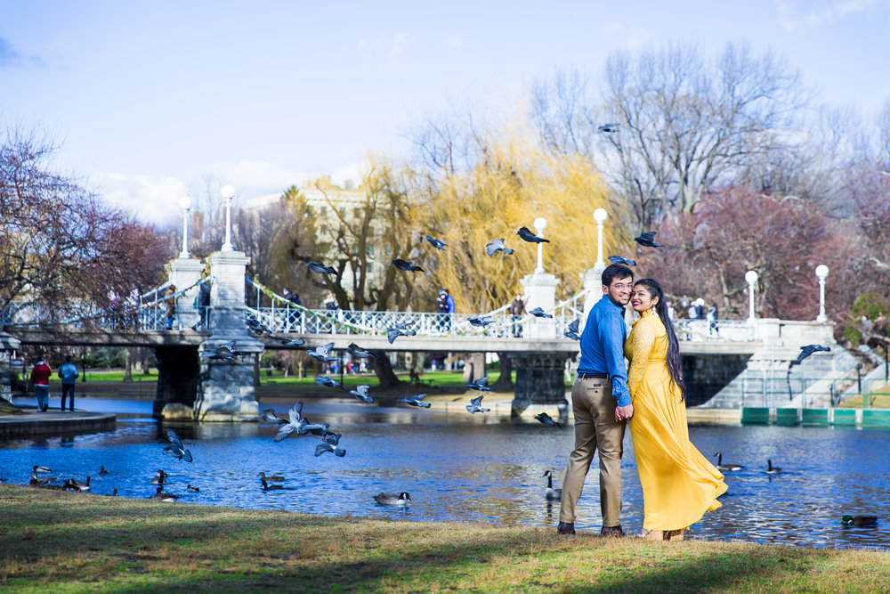 314A0955 Giovanni The Photographer Boston Engagment Photography Waterfront - Christopher Columbus Park - Public GardenPhotography School.jpg
