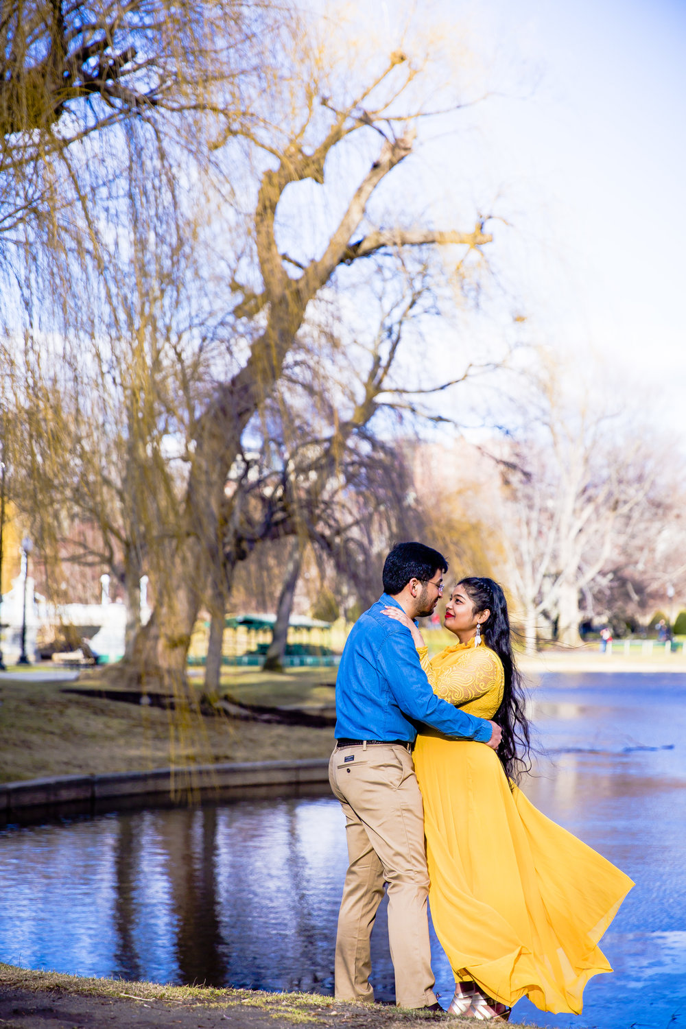 314A0918 Giovanni The Photographer Boston Engagment Photography Waterfront - Christopher Columbus Park - Public GardenPhotography School.jpg
