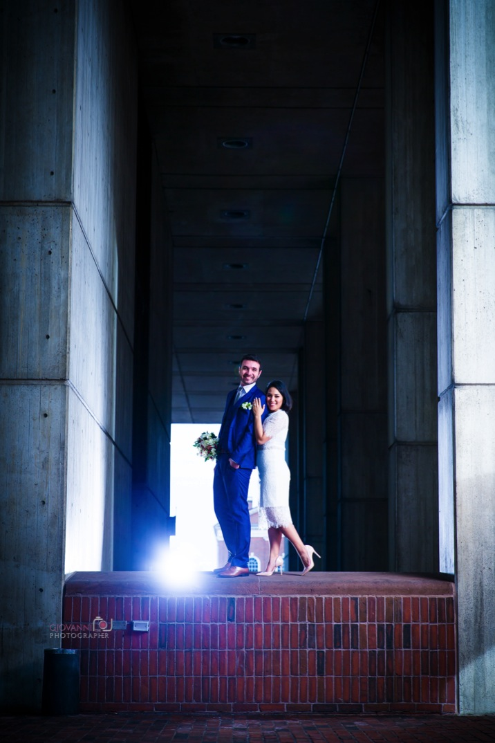 8C2A8855-Giovanni The Photographer-Wedding Photography in Boston-City Hall Elopement - Christopher Columbus Park WM20.jpg