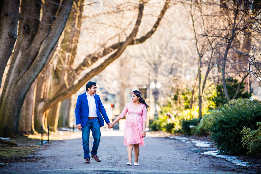 314A8617-Giovanni The Photographer-Maternity Photography in Boston MA Newborn-Boston Public Garden.jpg