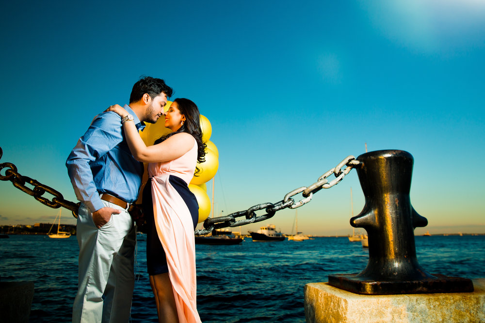 314A1134-Giovanni The Photographer-Boston Engagement Session-Christopher Columbus Park - Boston Waterfront.jpg