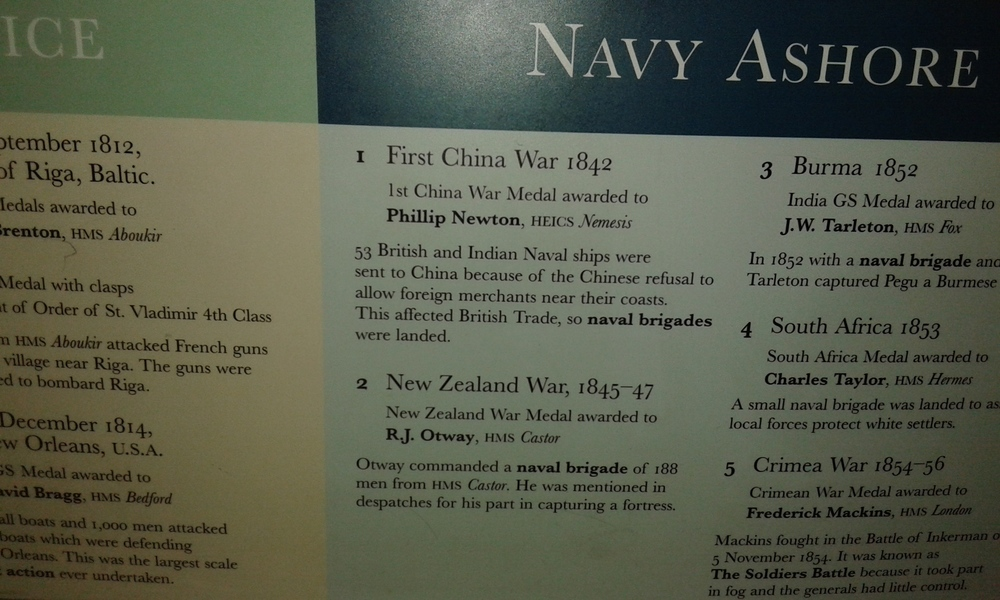 First China war