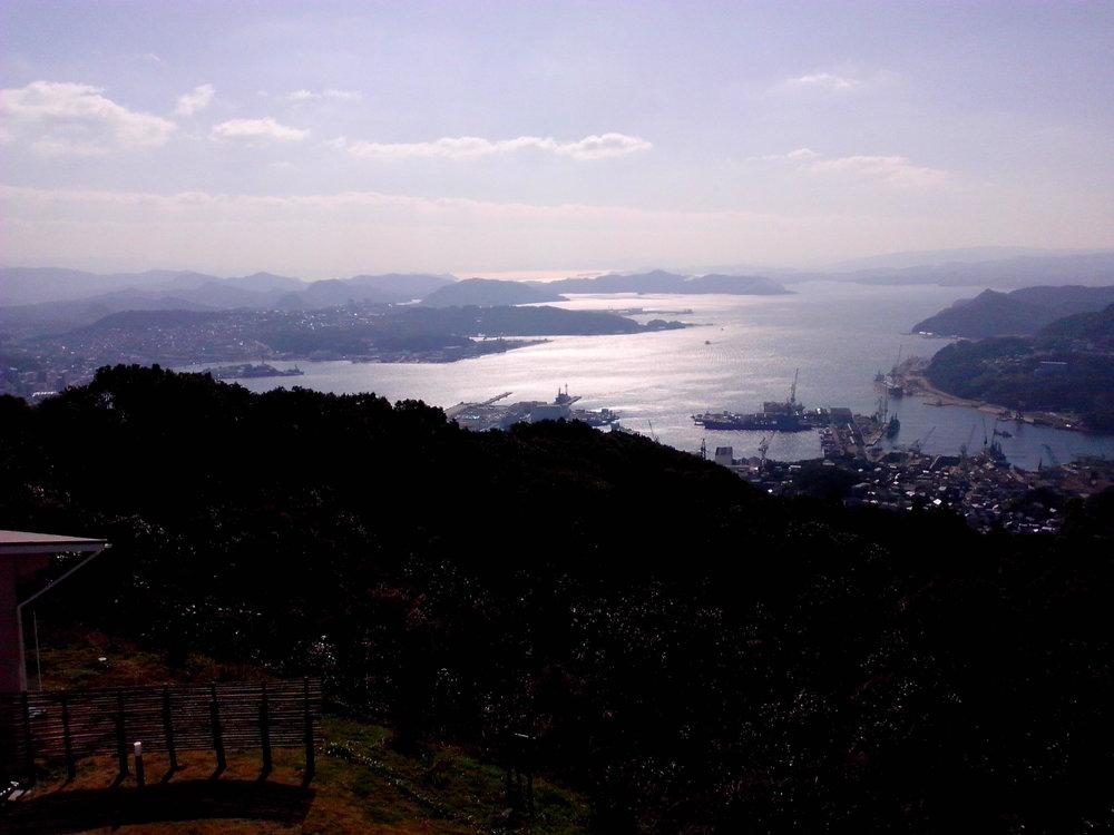 Sasebo Harbour