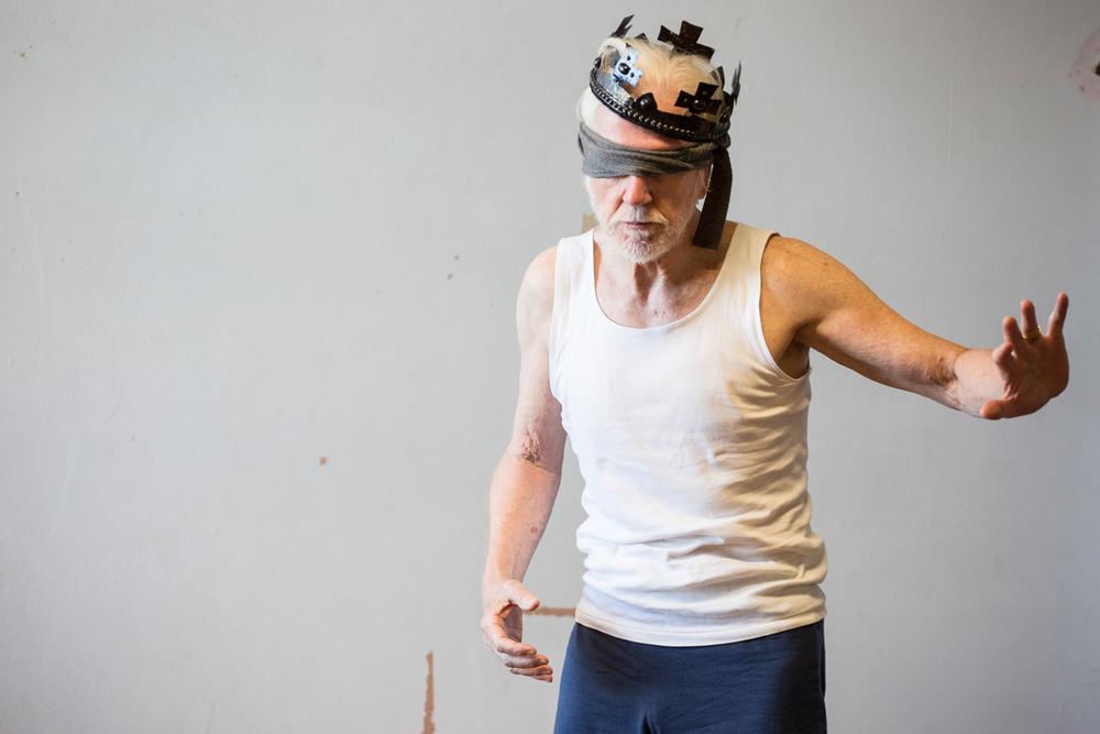Oedipus rehearsal