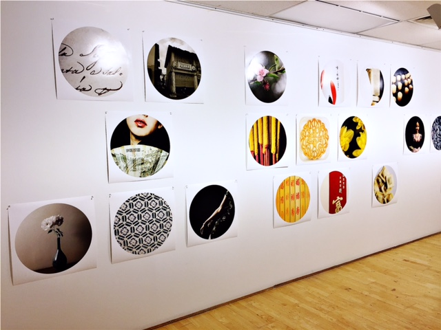 Exhibition view at PhotoAccess Canberra