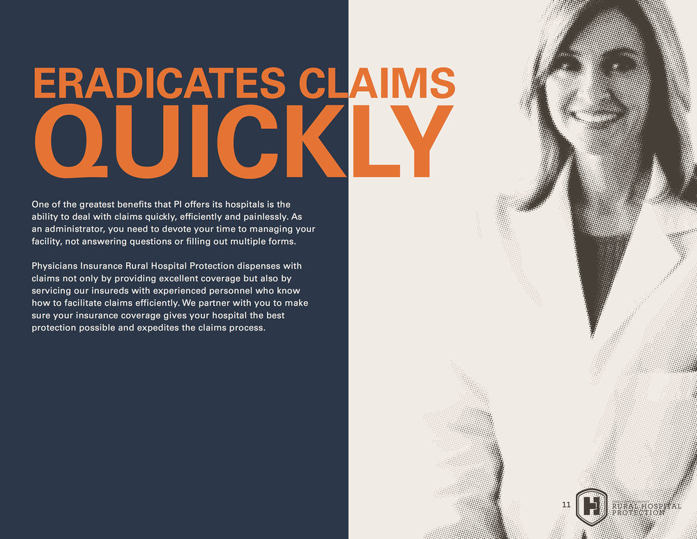 Case Study: Physicians Insurance Product Launch   Strategy/Content/Execution