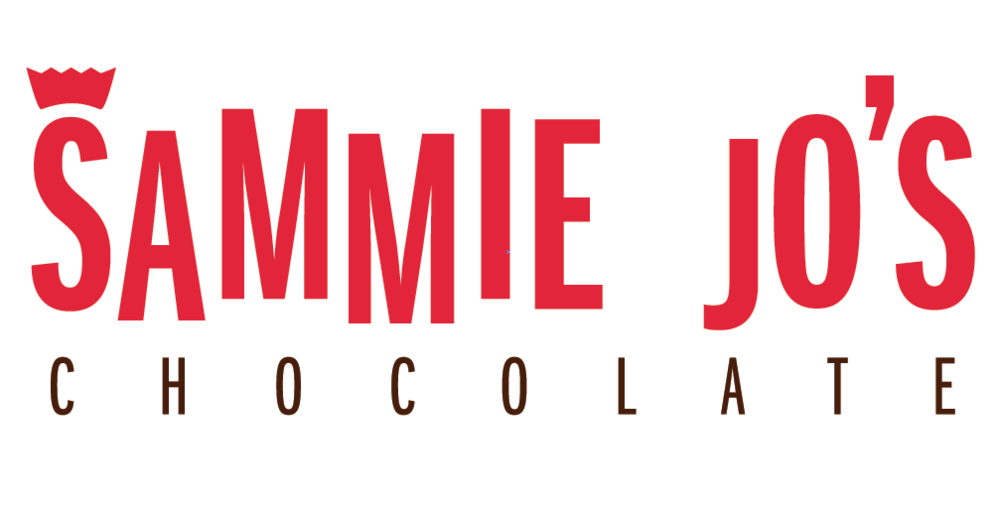 Sammie Jo's Chocolate Logo and Site Development   Content/Execution