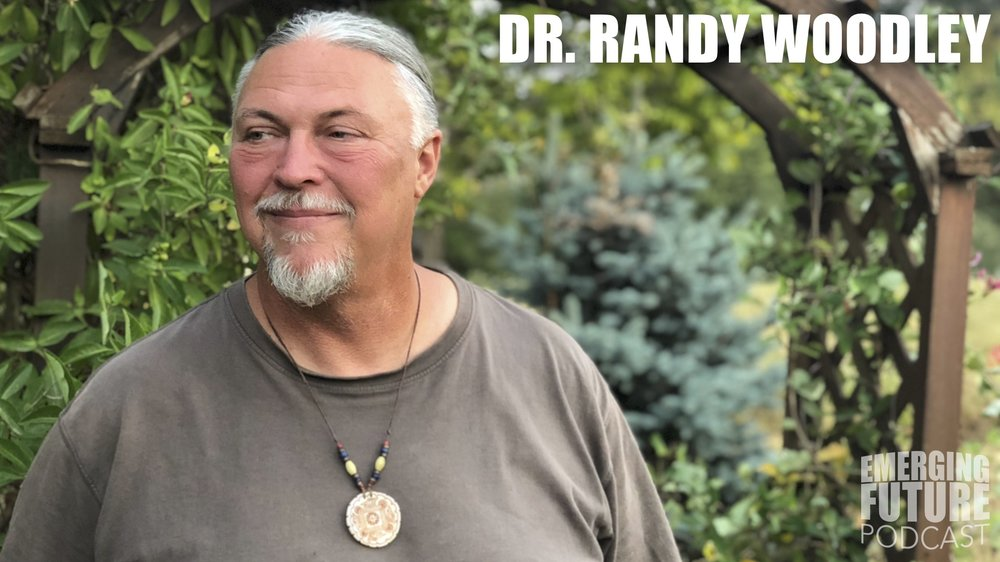 Listen to the Podcast conversation with Dr. Randy Woodley and Joel de Jong by clicking the photo or one of the links below.