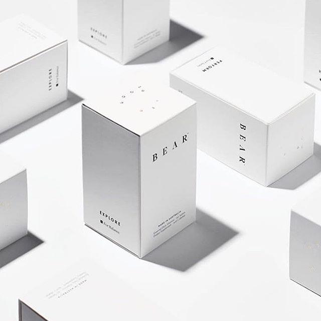 simplistic minimalism . . . #packagedesign