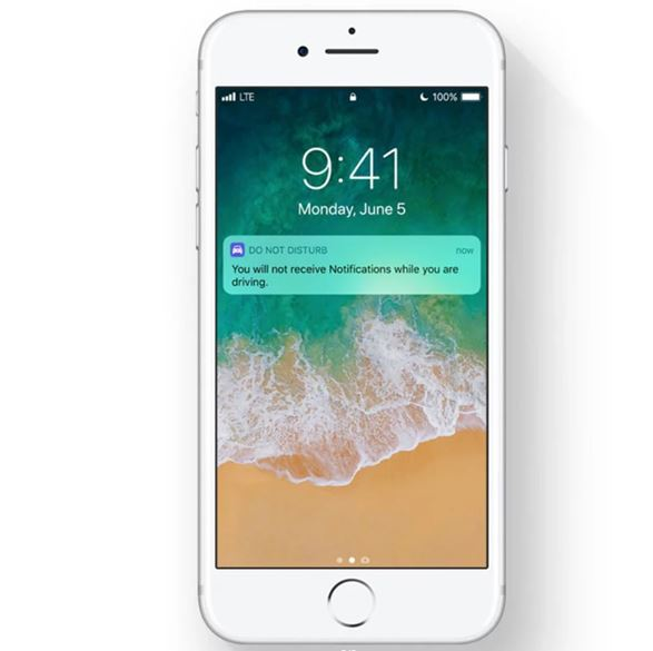 Apple to launch 'Do Not Disturb' functionality for drivers - Her