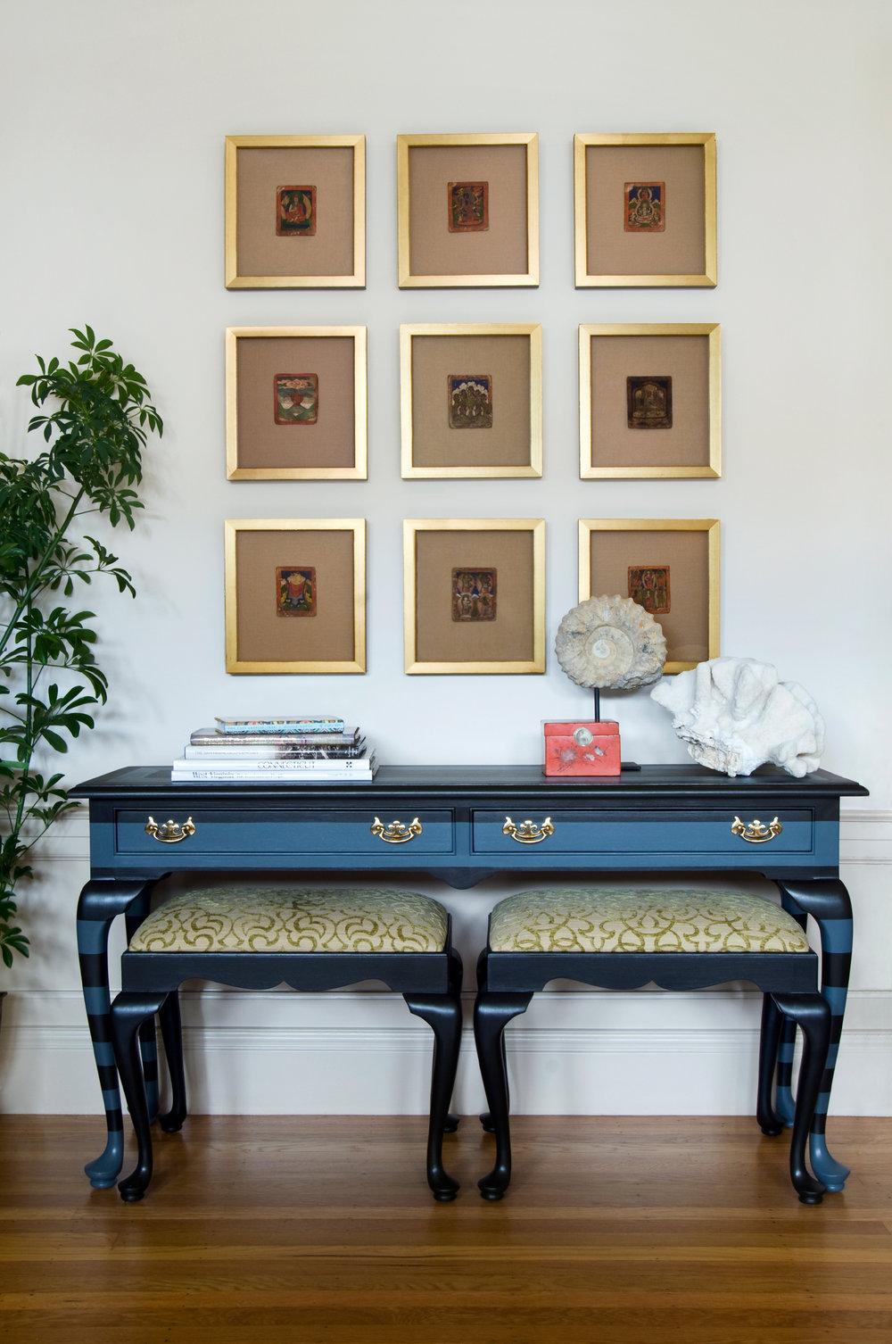Sherwin Williams Painted Furniture