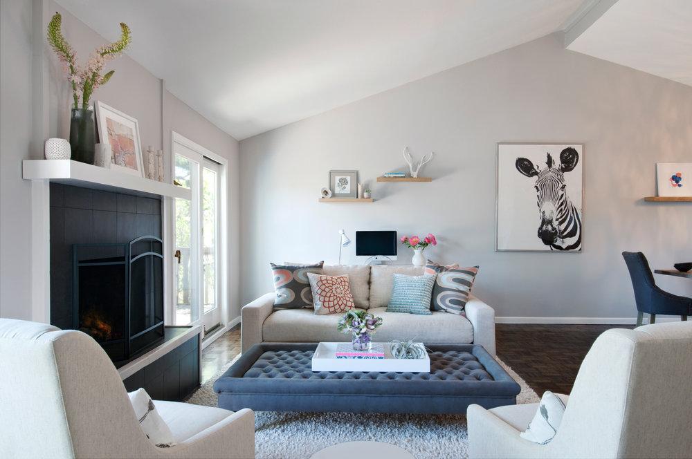 Bay Area Living Room