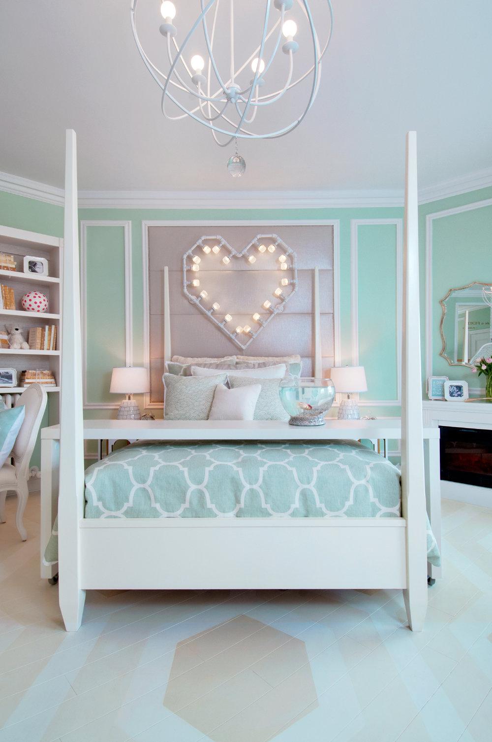 Heart Bedroom Design