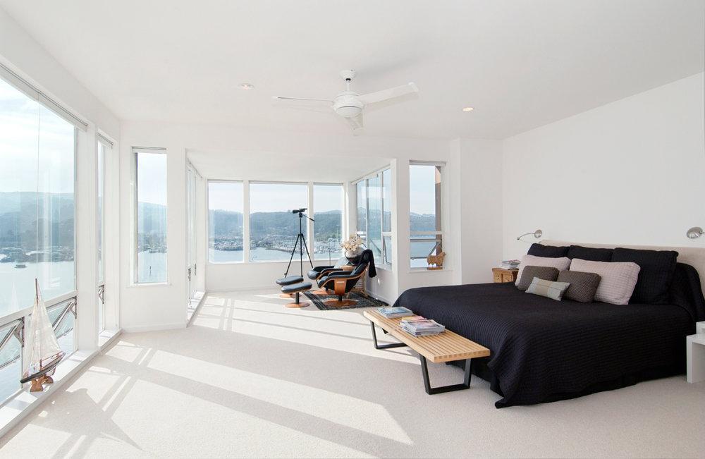 Tiburon Modern Bedroom