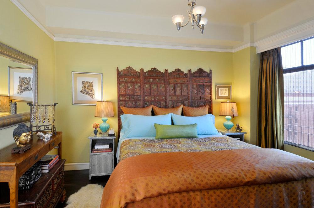 Bedroom Design Photography