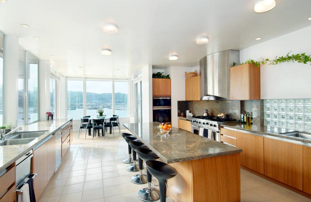 Tiburon Kitchen Design