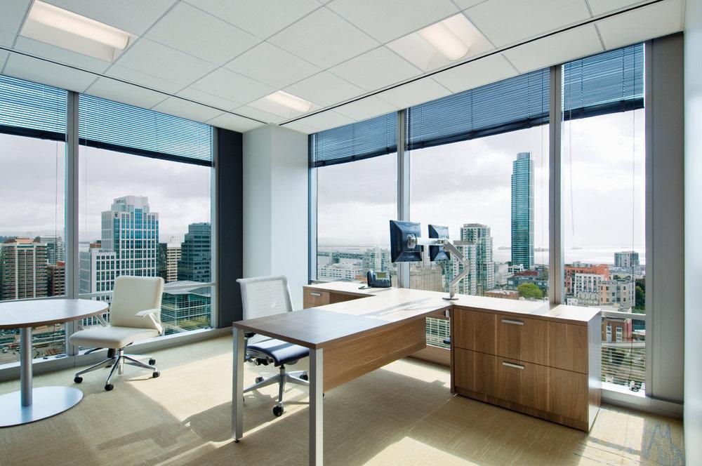 Corner Office Architecture