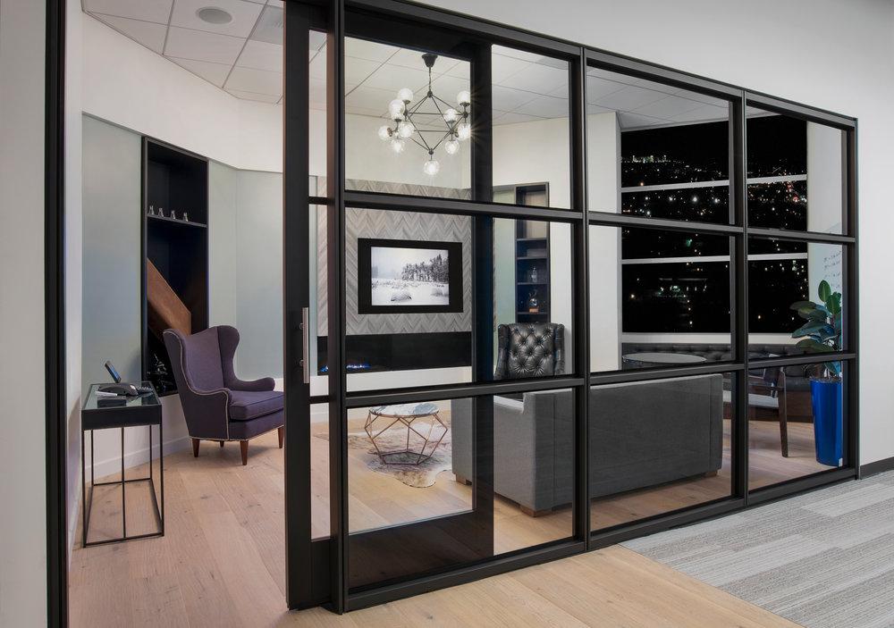 Lounge Window Tinting